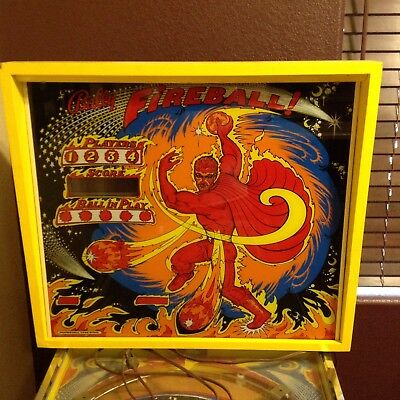 Bally Fireball Pinball Home Edition