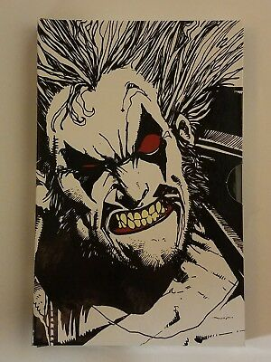 Lobo Slipcase Collection: Greatest Hits, Wisdom of Lobo, The Last Czarnian
