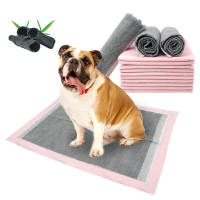 20x Dog Pads Super Absorbent Puppy Training Pads Toilet House Underpads 33*45cm