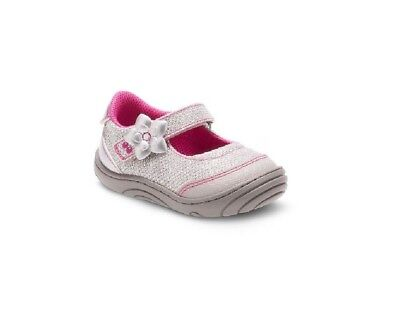 98d39bd47a0 Toddler Girls  Surprize by Stride Rite Pauline Mary Jane Shoes - Silver