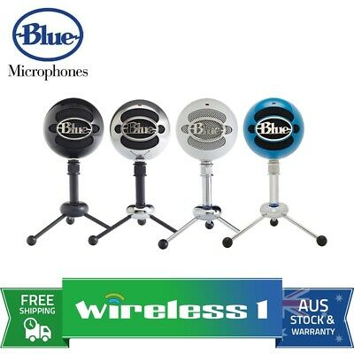 Blue Microphones Snowball Professional USB Microphone | Multiple Colours