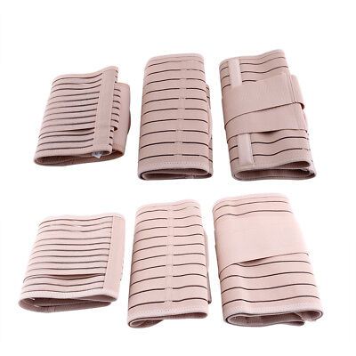 3PCS Women Abdominal Binder Tummy Body Shaper Waist Hip Cincher Pelvis Belt
