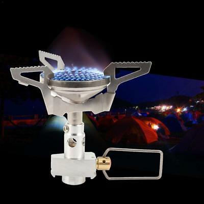 Portable Outdoor Folding Camping Hiking Gas Stove Cooking Burner Butane BBQ Chef