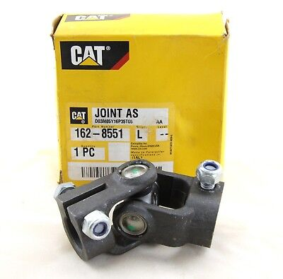 Genuine Caterpillar CAT 162-8551 Universal Joint Assembly AS Steering