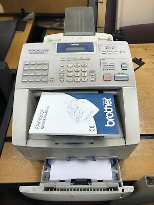3 x Brother FAX-8360P Fax Machines