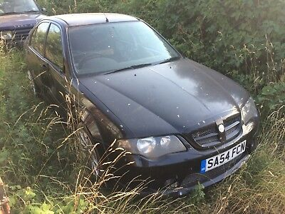 2004 Mg Zs Power X Bodykit Spares Or Repairs 1.8 K Series Engine