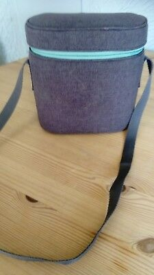 Mothercare baby bottle thermal bag