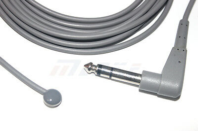 YSI 700 series skin surface temperature probe T1308,3m/9ft, compatible