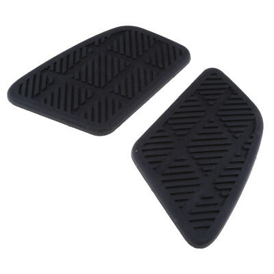 Motorcycle Universal Fuel Tank Traction Pads Side Gas Pad Knee Grip Stickers