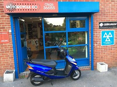 Honda Lead Scooter 100cc 12 Months MOT Great Commuter