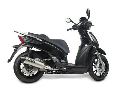 Exhaust maxiscooter 4 stroke titan - KYMCO PEOPLE S - Yasuni  (Pe)