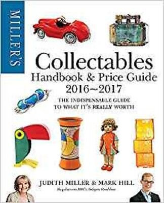 Miller's Collectables Handbook & Price Guide 2016-2017, Miller, Judith, New Book