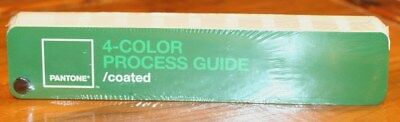 New In Sealed Package   Pantone 4-Color Process Guide  Coated