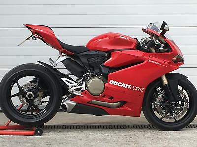 Ducati 1299 Panigale ABS - only 4941 miles, totally immaculate.