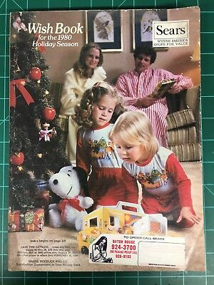 sears wishbook 1980 christmas catalog - Sears Christmas Catalog