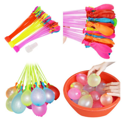 111pcs/bag filling water balloons funny summer outdoor toy balloon bunch water b