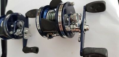 abu garcia ambassaduer 4601c4 high Speed multirolle / angeln