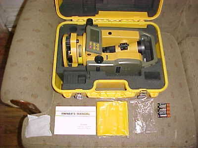 Northwest NWI Instrument NETH503 Electronic Digital Theodolite w/ Manual & Case