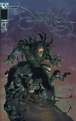 The Darkness #11 Chromium Variant Top Cow