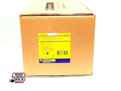 8903Lg Square-D Lighting Contactor Electrically Held
