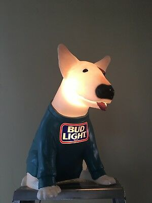 Spuds MacKenzie Beer sign