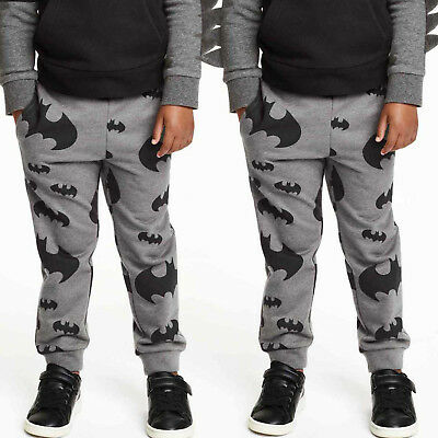 Infant Kids Baby Boys Girls Batman Harem Pants Trousers Toddler Bottoms Slacks
