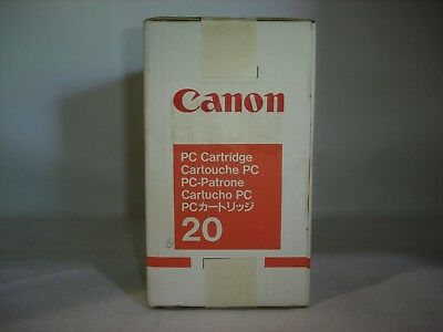 Genuine Canon PC20 Cartridge Black 1486A002[AA]
