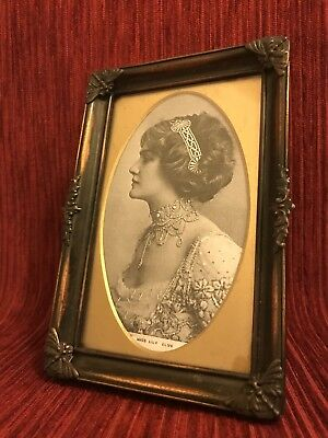 Beautiful Original Art Nouveau Photo Frame