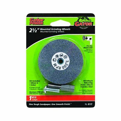 "Grinding Disc 0.5 "" Thck Fits Any Electric Drill"