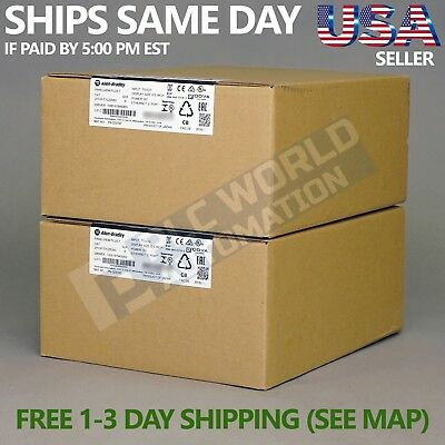 2018 *new Factory Sealed* Allen Bradley 2711P-T7C22D8S Series B Panelview Plus 7