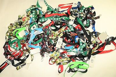 Wholesale Lot Of 65 Yums Dc Shoes & Hurley Lanyards