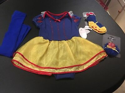 Disney Snow White Baby Outfit/fancy Dress