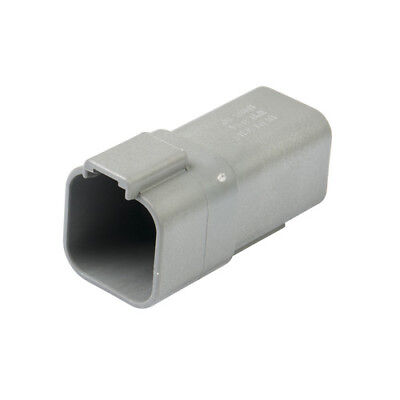 DEUTSCH DT04-6P DT Series 6-Way Receptacle