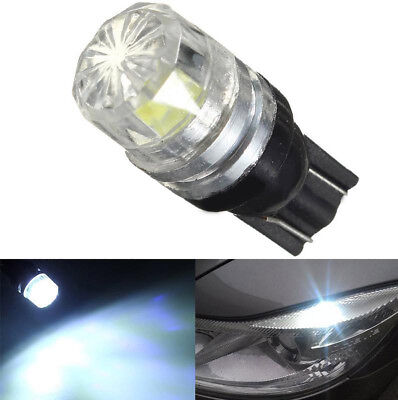 T10 W5W 194 168 LED COB Interior Canbus Error Free Side Lamps Wedge Light Bulbs