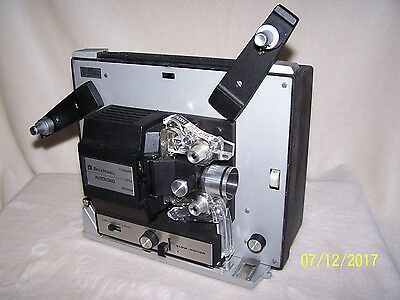 BELL & HOWELL 462A Auto Load Super 8 PROJECTOR