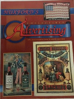 Huxford's Collectible Advertising Value Guide