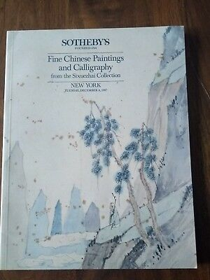 Sotheby's Fine Chinese Painting And Calligraphy