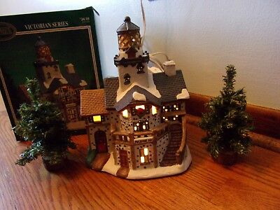 Dickens Collectable 1998 Victorian Series Pulbrook Inn.