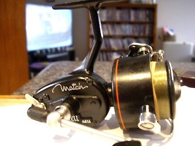 Mitchell 441A Black Match In Mint Condition Rare .