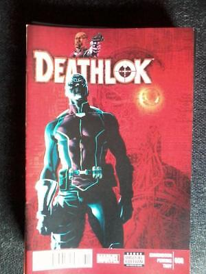 Deathlok vol 5 no. 8 (July 2015) - NEW, bagged and boarded