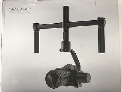 MOZA Air 3 Axis Handheld Gimbal Stabilizer with Dual Handheld Grip 3 Axis 360