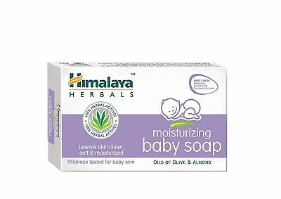 Himalaya Herbal Healthcare Moisturizing Baby Soap 70g