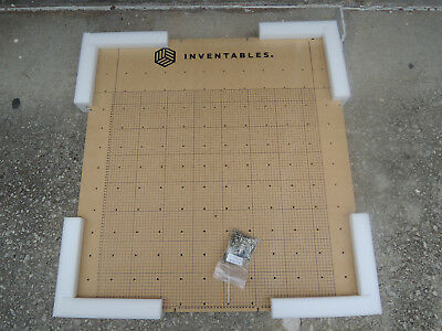 New Inventables Waste Board w/ Threaded Inserts X-Carve 30300-05 (M5 - Qty 144)