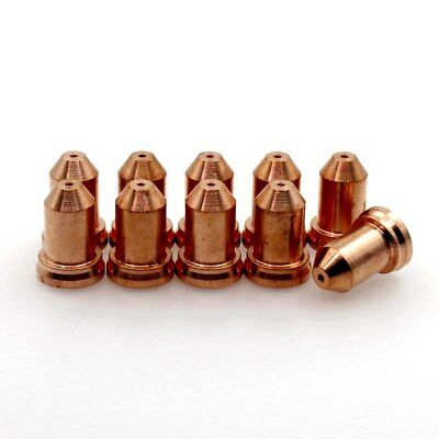 MT51311 VU0670 Plasma Cutting Tips Nozzle 1.0mm for PT-80 IPT-80 Cutter Torch