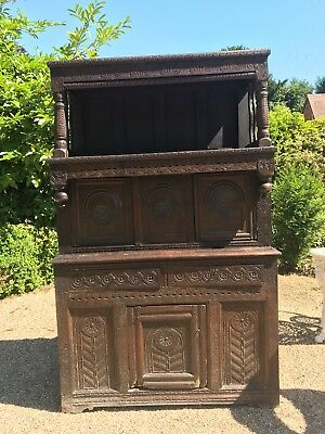 Large Court Cupboard