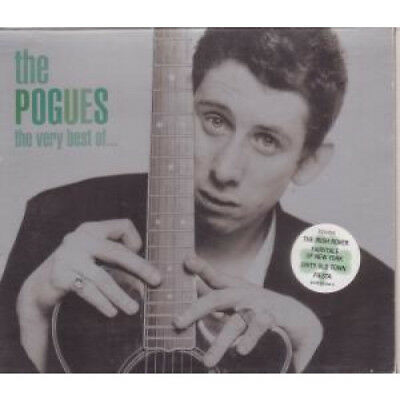 POGUES Very Best Of CD 21 Track Slight Wear To Card Outer Slipcase (8573874592