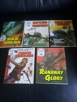 10 Copies Of War And Battle Picture Library