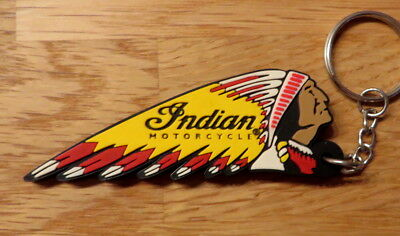 Indian Motorcycles USA Chieftain Roadmaster Scout Sixty Vintage 3D Anhänger neu
