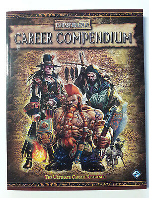 Warhammer Fantasy Roleplay 2nd edition: Career Compendium