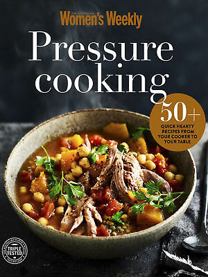 The Australian Women's Weekly Pressure Cooking Cookbook Womens AWW New